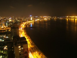 Luanda Province at Night